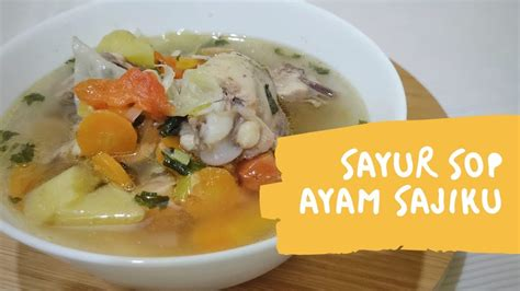 Cara/ langkah membuat dimsum udang: Cara Mudah Bikin Sayur Sop Ayam dengan Bumbu Sajiku - YouTube