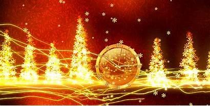 Screensaver Christmas Lights Clock Screensavers Windows Coming