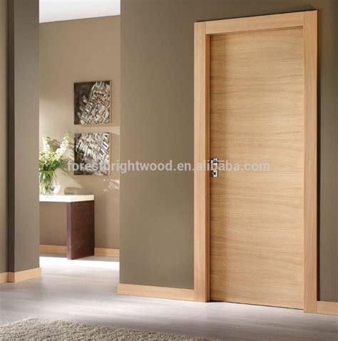 porte en bois de chambre moderne intérieur porte en bois designs hôtel porte de la