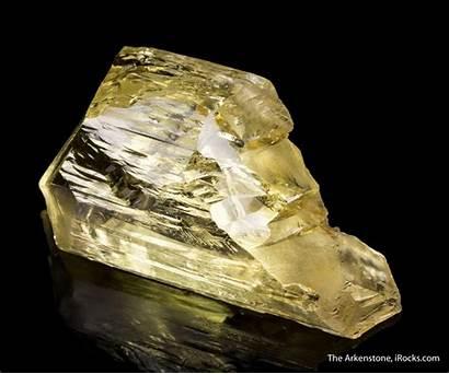 Spodumene Mineral Triphane Specimen D16 Afghanistan Floater
