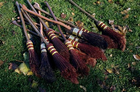 Harry Potter Quidditch Brooms