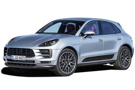 porsche macan suv  practicality boot space carbuyer
