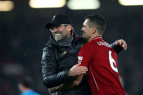Dejan Lovren is after the Arsenal 'Invincibles' with ...