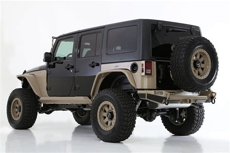 commando jeep dsi jeep commando wrangler concept debuted at moab up for