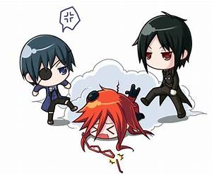 black butler 2 sebastian - Google Search | Black Butler ...