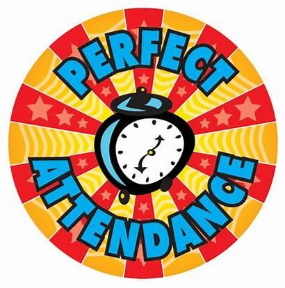 Attendance Perfect Clipart Award Medal Medali Transparent