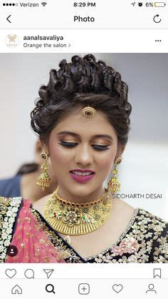 image result  evening updo  sari makeup