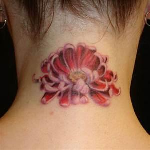 Chrysanthemum Flower Tattoos | Tattoofanblog