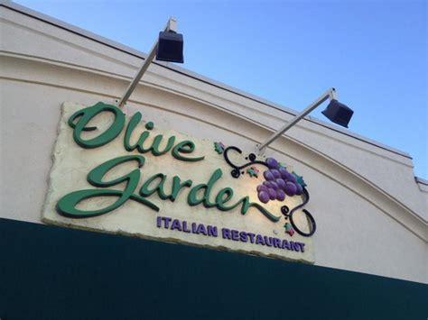 olive garden alvin road sign picture of olive garden calgary tripadvisor