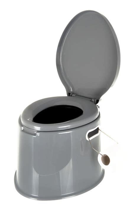 PORTABLE TOILET COMPACT POTTY LOO CAMPING CARAVAN PICNIC