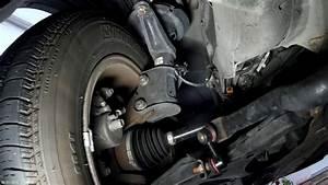 Honda Element Front Noise Part 2 - Problem Found