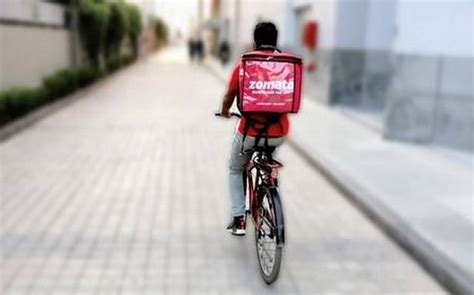 zomato delivery partners   bicycles   bikes  deliver food  hindu