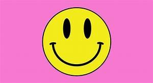 Smiley Face Symbol - Aquiziam