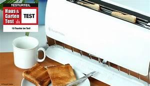 Haus Garten Test : 10 toaster im test haus garten test ~ Orissabook.com Haus und Dekorationen