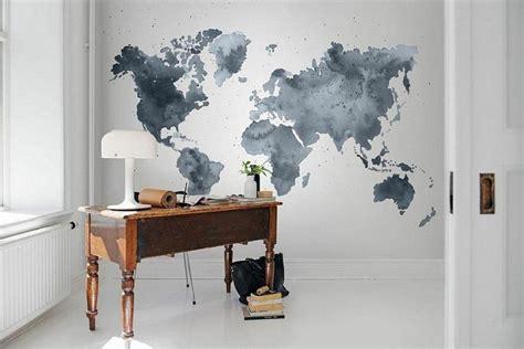 bureau peint comment meubler et décorer un bureau scandinave blanc