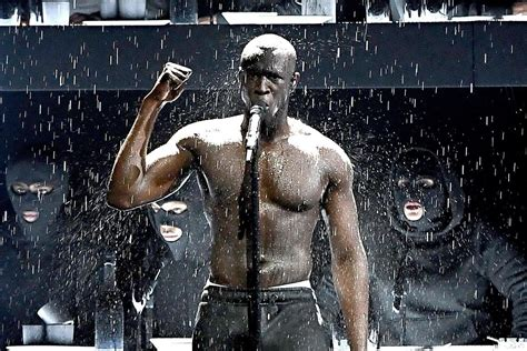 stormzy young grenfell standard