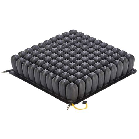 Roho Cusion by Roho High Profile Dual Compartment Wheelchair Cushion On Sale