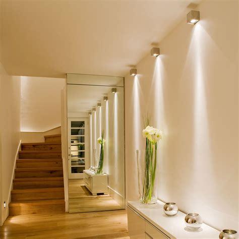 wall lights hallway the suburban bachelor single dwelling among the married