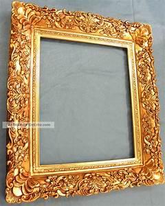 Bilderrahmen 50 X 40 : bilderrahmen 50 x gros barock bilderrahmen 40 x cm falzmas rahmen gold neuware rf121 102976 ~ Yasmunasinghe.com Haus und Dekorationen