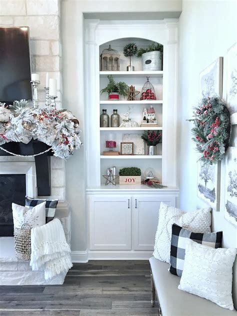 bookcase christmas decorating ideas category christmas decorating ideas home bunch