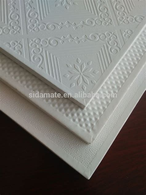 wholesale laminated gypsum ceiling tiles offer