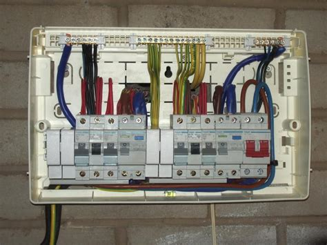 17th edition consumer unit photos diynot forums