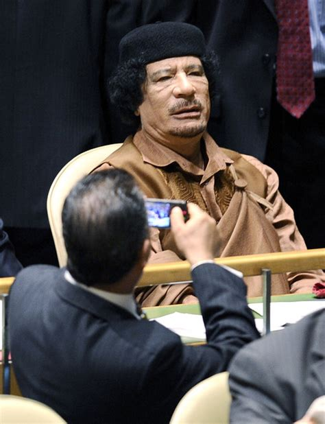 muammar al gaddafi muammar al gaddafi  world