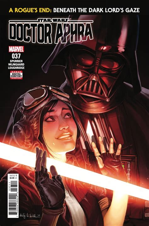 aphra doctor wars star marvel preview aipt