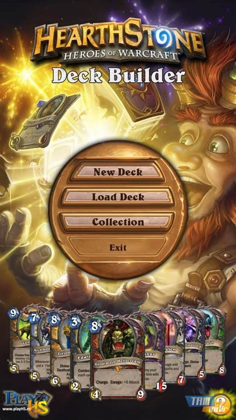 hearthstone deck builder indir android i 231 in hearthstone
