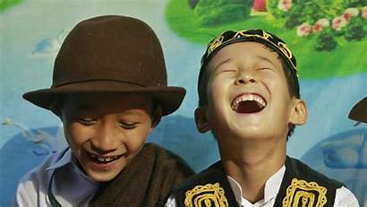 Humor Sense Laughing Children Sign Health Psychological
