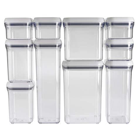 10 Piece POP Container Set   OXO