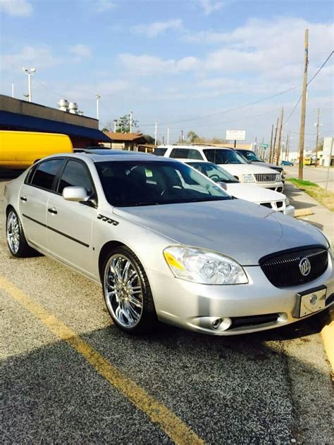 buick lucerne page  view  buick lucerne  cardomain