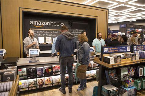 amazons  bookstore isnt   bookstore