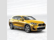 FirstEver BMW X2 SAV