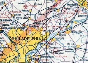 Philadelphia Airport Layout