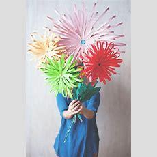 Die Besten 25+ Blumen Selber Basteln Ideen Auf Pinterest