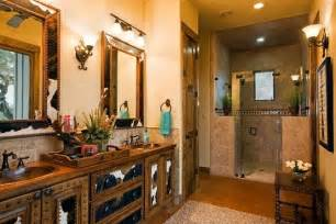 western themed bathroom ideas stylish western home decorating western bathroom