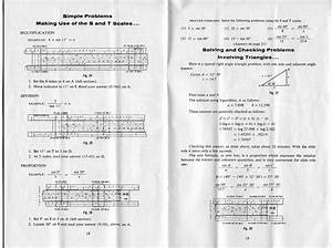Eric U0026 39 S Slide Rule Manuals Page