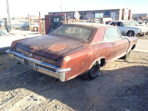 1965 Buick Riviera Parts by 1965 Buick Riviera 65bu8597d Desert Valley Auto Parts