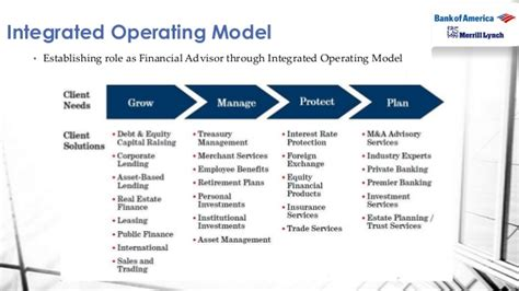 Investment Banking Project On Bank Of America Merrill Lynch