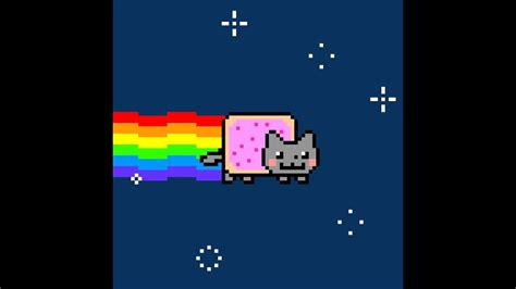 The Gallery For > Nyan Cat Animation