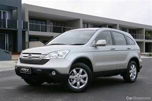 Review - 2007 Honda Crv