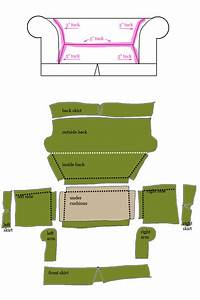 how to design and sew a slipcover part 1 diy home decor With furniture cover sewing patterns