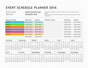 free digital or printable calendar templates for microsoft With template for schedule of events