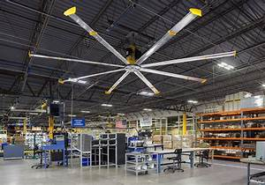 Large Ceiling Fans, Floor & Wall Mount Fans and LED Lights