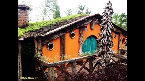 hobbit house  farmhouse lembang bandung youtube