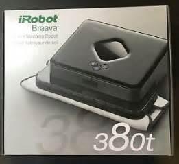 irobot braava 380t floor mopping robot brand new