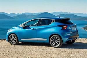 Voiture Nissan Micra : nissan micra neuve nissan micra neuve micra 1 2 80ch visia pack moins ch re nissan micra neuve ~ Nature-et-papiers.com Idées de Décoration