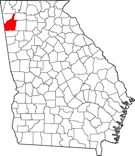 national register  historic places listings  floyd county georgia wikipedia