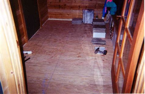 moisture resistant plywood underlayment treating concrete subfloor for cat urine smell before installing laminate pictures of painted